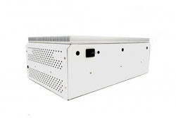Medical White Fanless Expansion PC